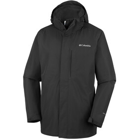 Columbia Forest Park Veste Homme, black